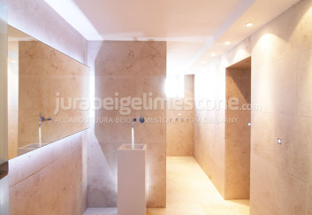 Jura Beige limestone coverings