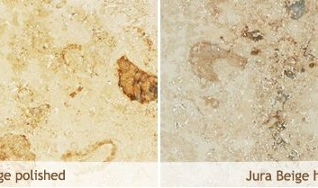 Jura Beige Limestone Options