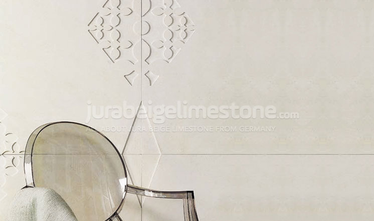 Fatima limestone wall decoration